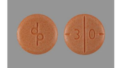 Does The Peach Round dp 3 0 Pill Contain Adderall