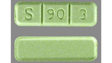 S 90 3 pill