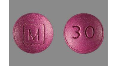 What Are M30 Round Purple Pills