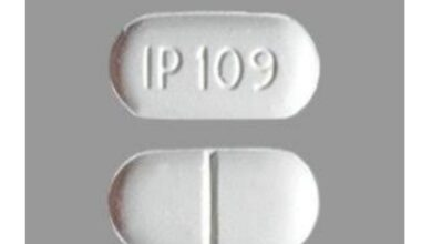 What Is A White Pill With IP 109 On It