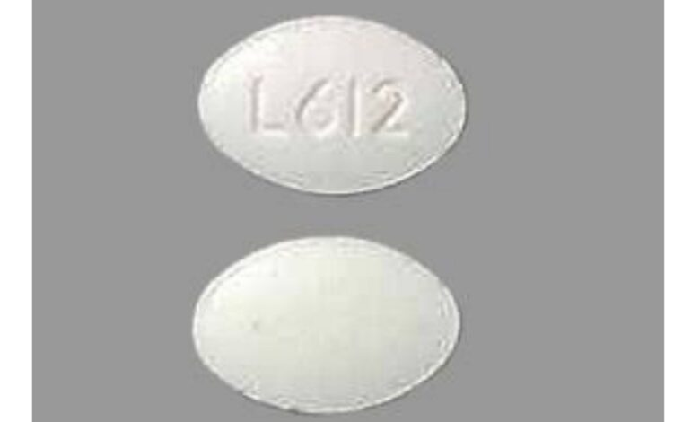 What Kind Of Pill Is L612