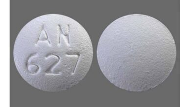 What Pill is AN 627