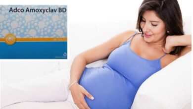 Can You Take Adco Amoxyclav BD During Pregnancy