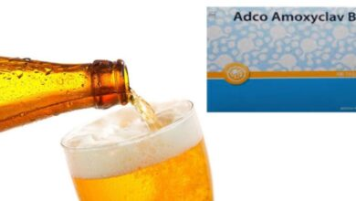 Can You Take Adco Amoxyclav BD and Alcohol