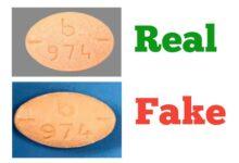 Fake Adderall b974