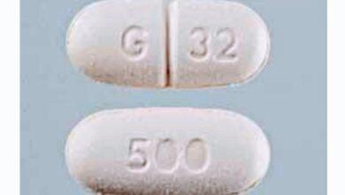 G 32 500 Pill