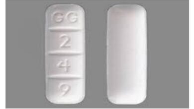 GG 249 White Pill