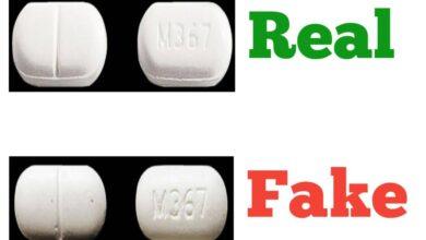 How to Spot Fake Loratab Pills