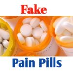 How to Spot Fake Pain Pills