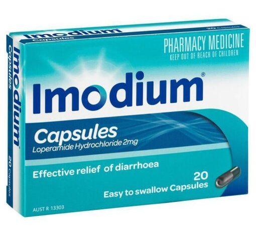 Is Expired Imodium Safe to Take