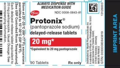 Pantoprazole Most Common Side Effects