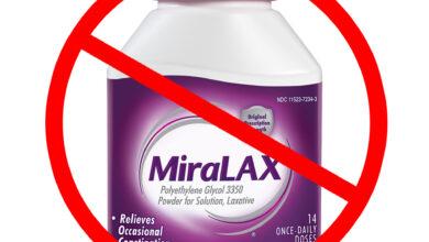 Dangers of Using Miralax