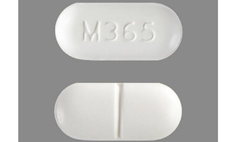 What Pill Has M365 On It