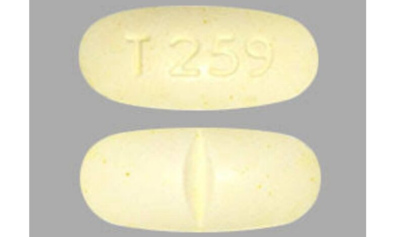 What Pill is T259