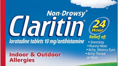 What is the Active Ingredient In Claritin