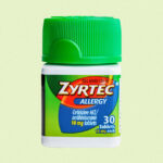What is the Active Ingredient In Zyrtec