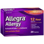 What is the Active Ingredient in Allegra