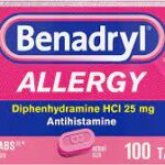 What is the Active Ingredient in Benadryl
