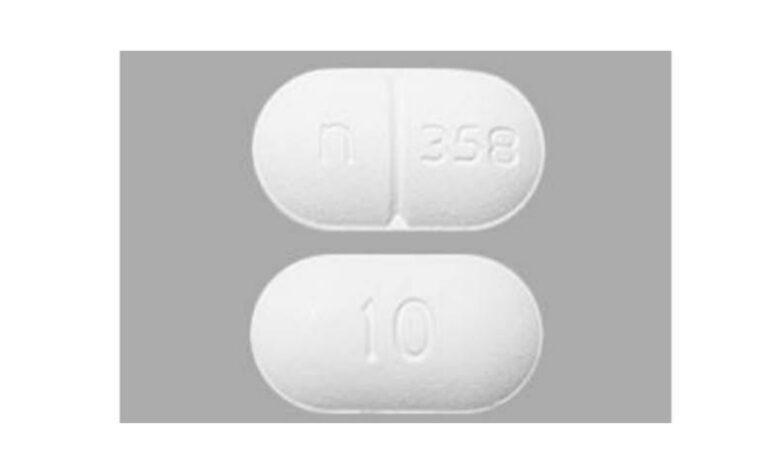 n 358 pill
