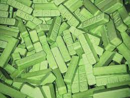 Are Green Xanax Bars Thick