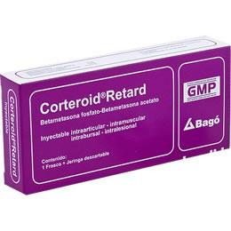 Corteroid retard