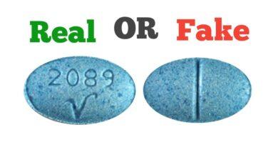 Fake 2089 V Pill