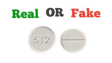 Fake 512 pill