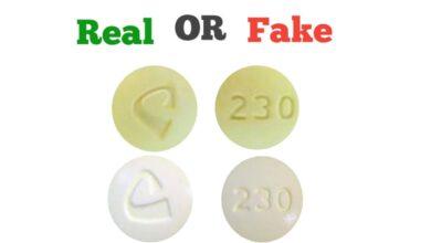 Fake C 230 Pills