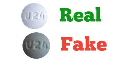 Fake U24 Pills