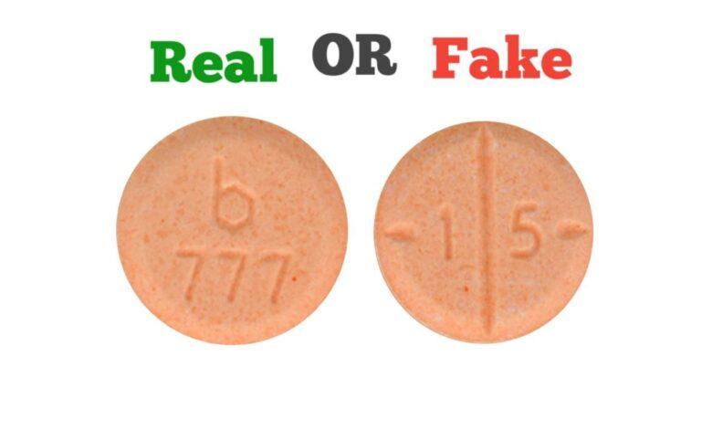 Fakeb 777 Pill