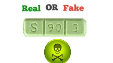 How to Spot Fake 2mg Green S 90 3 Xanax Bars