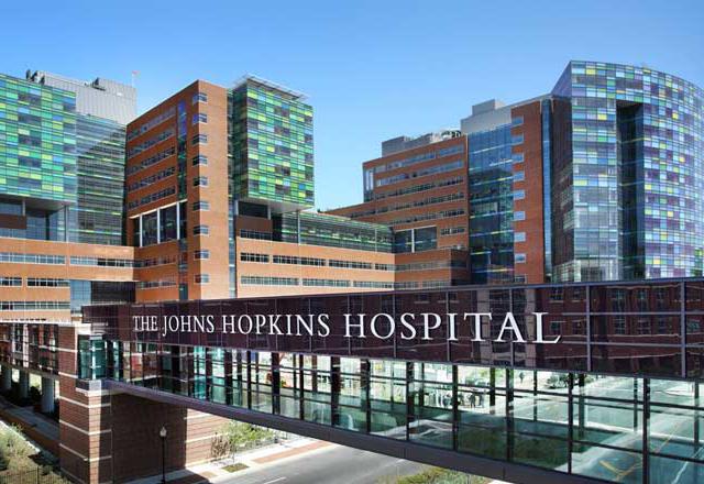 Johns Hopkins Opioid Equivalency Table