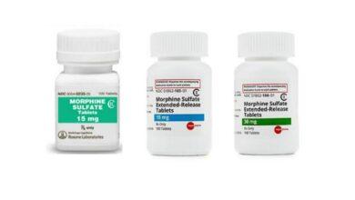Morphine Immediate Release Vs Extended Release