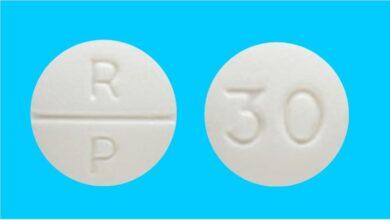 RP 30 Pill