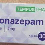 Tempus Pharma Clonazepam