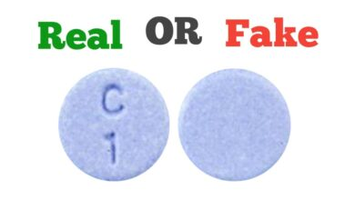 fake Blue C1 Pill