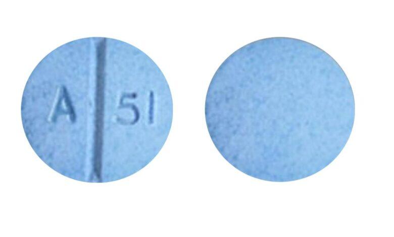 A 51 Blue Pill