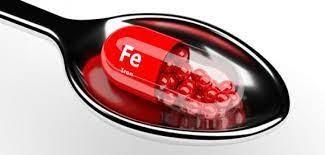 How to Take Iron Pills Correctly