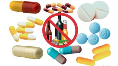 List of Drugs You Should Never Mix With Alcohol