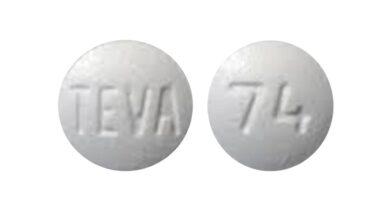 TEVA 74 Pill