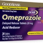 When to Take Omeprazole at Night