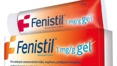 fenistil gel