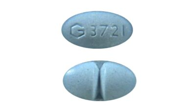 G 3721 Pill