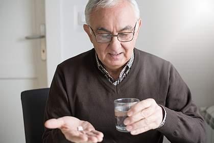 What is the benefit of taking metformin at night