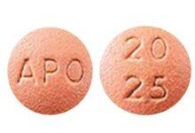 APO 20 25 Pill