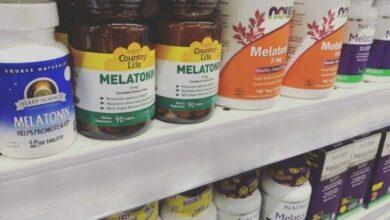 Expired Melatonin