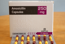 Expired Amoxicillin