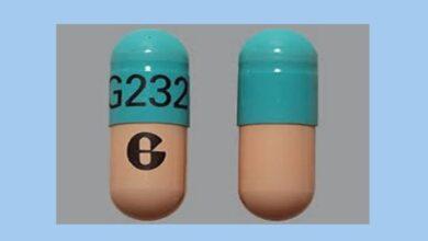 G232 G Pill