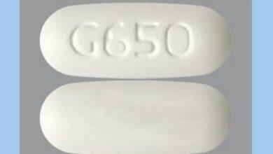 G650 Pill