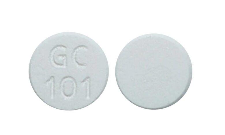 GC 101 Pill